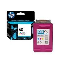 Tinta printer hp 60 tri-colour original resmi