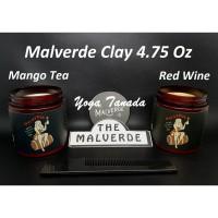 Pomade Malverde Strong Clay Matte Finish Waterbased (FREE SISIR)