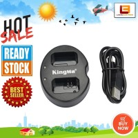 Kingma Charger Battery 2 Slot for NP-FW50