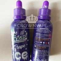 Fantasi Grape Ice 65ml / 6mg . Malaysia Premium Liquid