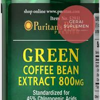 GREEN COFFEE Bean 800 mg - Membakar Lemak - Pelangsing