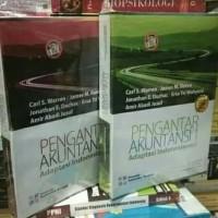 buku Pengantar Akuntansi adaptasi indonesia buku 1&2 edisi 4