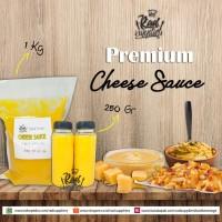 Cheese Sauce, Saus Keju Spesial kemasan 1kg, TERMURAH TERBAIK!!