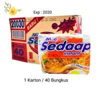 Mie Sedaap Goreng 40 Pcs / 1 Karton