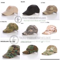 HG-Topi army tactical velcro hat military airsofter cap import