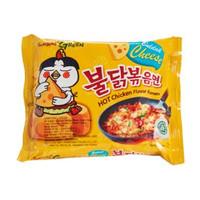 Samyang Buldak Topokki Quattro Mala 2X Spicy Carbo Jjajang Stew Curry