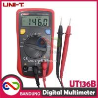 UNI-T UT136B UT-136B DIGITAL MULTIMETER AVOMETER 3999 COUNTS AC DC