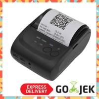 ZJIANG PRINTER RESEP KASIR THERMAL BLUETOOTH - ZJ-5802 - BLACK