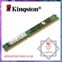 RAM DDR 3 8 GB KINGSTON PC 12800 MEMORY MEMORI PC KOMPUTER DDR3 8GB