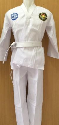 Storiqa Baju Set - Seragam TAEKWONDO Dewasa / Anak - Anak