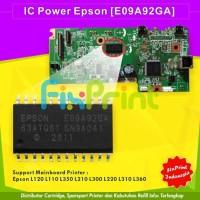 IC Power Epson E09A92GA IC6 Mainboard Printer L300 L310 L350 L355 L360
