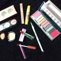paket kosmetik/paket make up lengkap termurah
