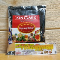 Bumbu tabur Rasa Jagung Bakar 100gr kentang makaroni keripik snack