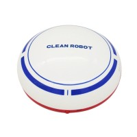 Vacuum Cleaner Automatic USB Rechargeable Smart Robot Sweep Suction -