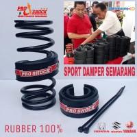 Sport damper jarak rongga per 1,2 CM Pro Shock Damper Bergaransi 1 TH