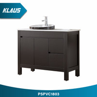 KLAUS OLIVER SERIES BATHROOM CABINET SET (kabinet kamar mandi)