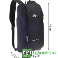 GB - DECATHLON QUECHUA ARPENAZ Original Tas Ransel 10 L Backpack