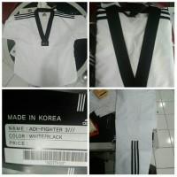 Baju Taekwondo Adidas Adi Fighter