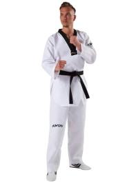 Baju Taekwondo Kerah Hitam Kwon Starfighter