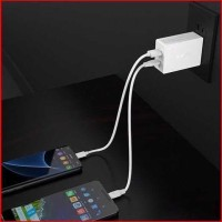Aukey Charger USB 2 in 1 USB Type C Quick Charge 3.0 - PA-Y2