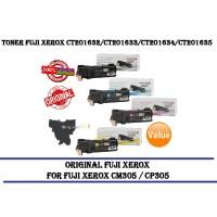 Toner Fuji Xerox CT201632/ CT201633/ CT201634/ CT201635 CM305/CP305 df