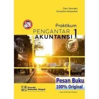 Buku Praktikum Pengantar Akuntansi 1 Berbasis PSAK - Catur Sasongko