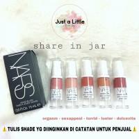 NARS liquid blush orgasm share in jar 2 ml