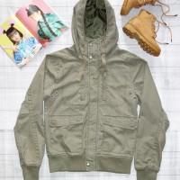 H&M Divided Jaket Hoodie Denim Preloved Original Branded