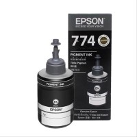 Tinta EPSON 774 Black Original Ink Refill Printer M100 HITAM T7741 BK