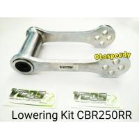Lowering Kit CBR 250RR VCOS Penurun Pemundur Shock Conrod CBR250RR