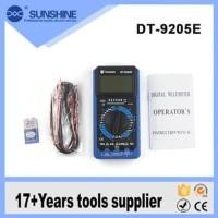 Multitester Digital Sunshine Dt9205e Original Multimeter Digital 9205e