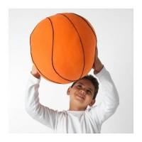 IKEA BOLLKAR Boneka bola basket - oranye - 33cm