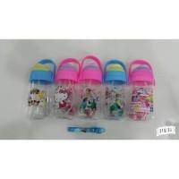 Botol Air Minum Teng Teng Selempang My Little Pony Frozen Tsum Kitty