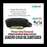 Printer HP Ink Tank 310 / HP 310 / Printer Murah / Printer All In One