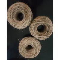 Tali Rami Meteran Jute Rope Hemp Rope Benang Tali Karung Goni Vintage