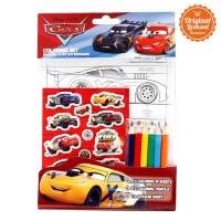 Cars Coloring Set