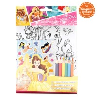 Disney Princess Coloring Set