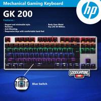 RE HP Keyboard Mechanical Gaming GK200