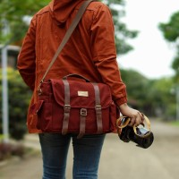 Tas Kamera Messenger Sling Camera Bag Mirrorless DSLR - Firefly Denver