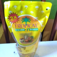 Minyak Goreng Tropical 500 ml