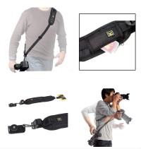 Terpopuler Quick Rapid Camera Strap Sling, Tali Sabuk Kamera Terbagus
