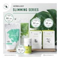 Herbilogy Slimming Tea (20 Kantong Teh) @2.05g