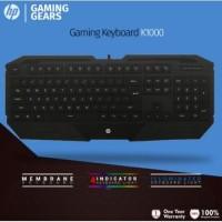 HP K1000 Gaming Keyboard Original Garansi Resmi