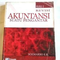 Bks Akuntansi Suatu Pengantar Buku 2 Edisi 5 Revisi - Soemarso SR