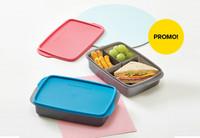 cool teen lunch box tupperware 1pcs