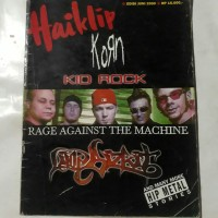 Majalah Hai Klip Edisi Juni 2000
