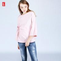 Logo Jeans Shirt Dusty Rose 23618L5SL