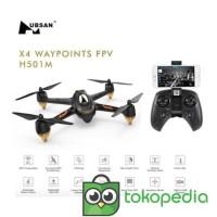 KOWA - Hubsan H501M X4 AIR 720P HD Camera GPS WiFi FPV Quadcopter