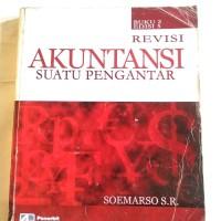 Bks AKUNTANSI Suatu Pengantar Buku 2 Edisi 5 Revisi #Soemarso SR#