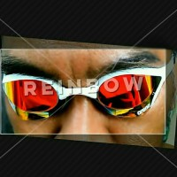 Kacamata Renang Arena Ultra Cobra Racing Mirror AGL-180M